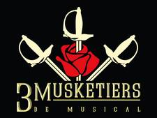 Brabants Muziek-Theater in 2018 op tournee met '3 Musketiers, de Musical'