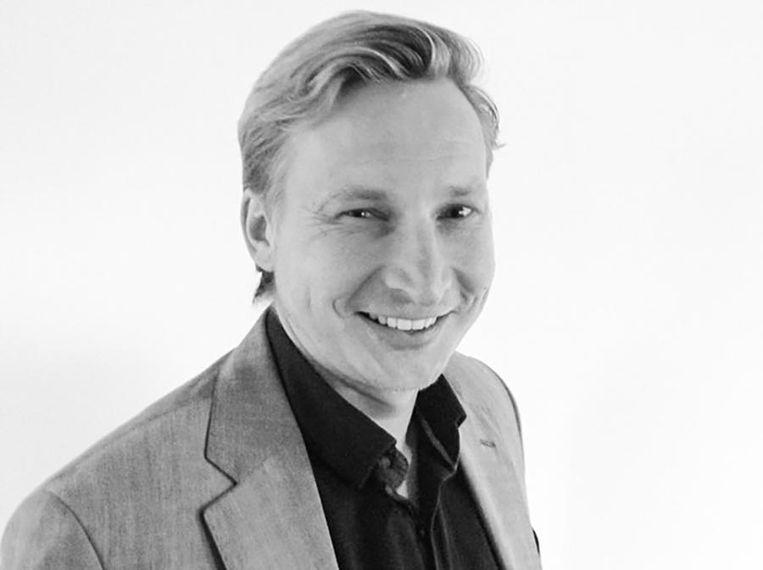 Julius Egan, jeugdcoördinator van ASV De Dijk Beeld -