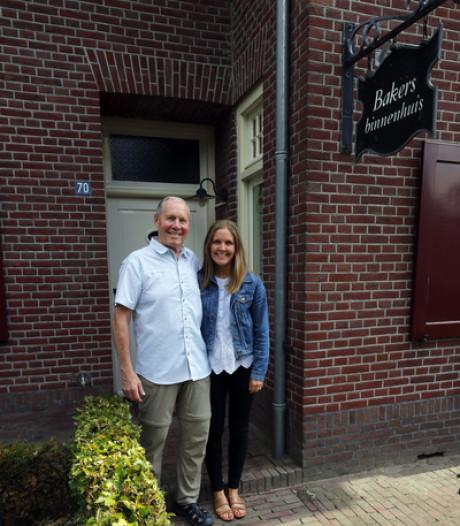 Zoon Amerikaanse militair bezoekt onderduikadres vader in Brabant