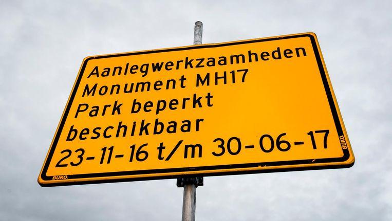 Afgelopen december is op het terrein de eerste spade de grond ingegaan Beeld ANP