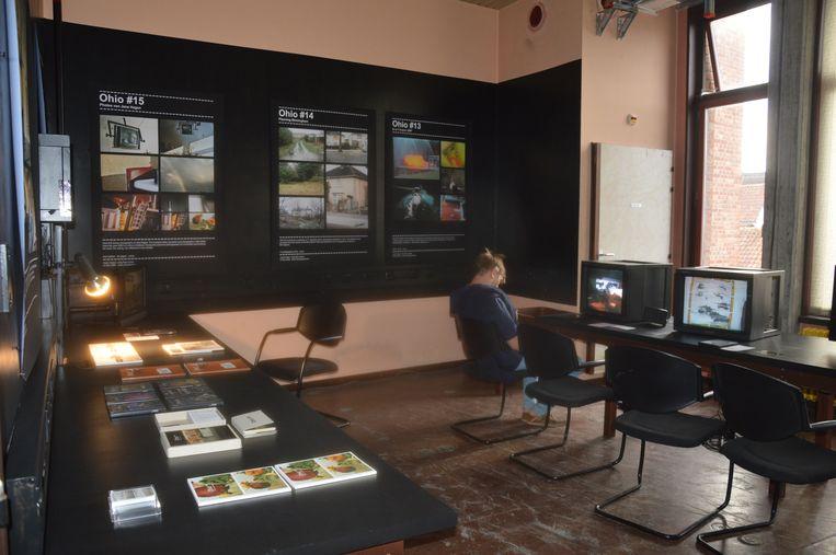 'Ohio Photomagazine' is een kunstproject in tijdschriftvorm, een mobiele tentoonstellingsruimte voor fotografische beelden en videobeelden, van Uschi Huber en Jörg Paul Janka, twee kunstenaars uit Keulen en Düsseldorf.