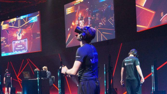 VR en esports ontmoeten elkaar op het gloednieuwe online platform VREsports.