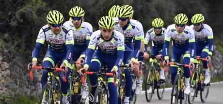 Nog geen derde Tour de France voor Marco Minnaard