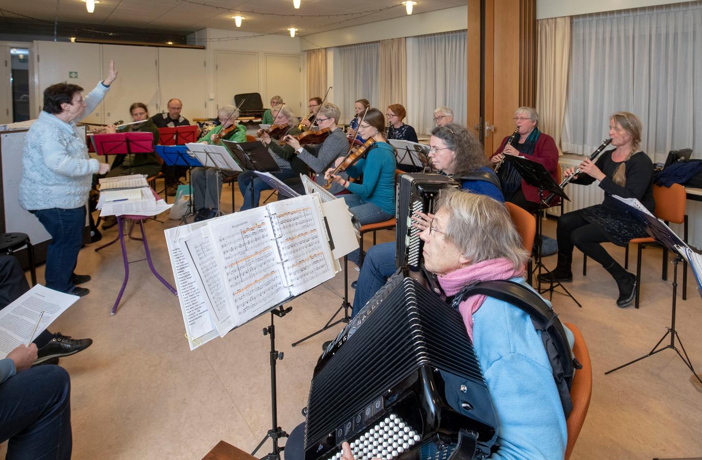 Het Klezmer orkest Ha'Chalon.