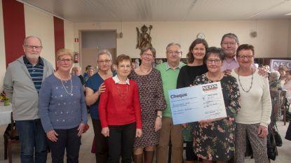 Verjaardagscadeautje van 3.000 euro van Neos voor Villa Homaar
