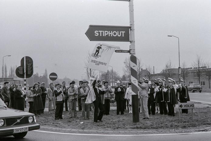 55 Jaar Spurriezeiers Uit Stiphout Geen