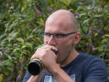 Wat begon als een grap eindigt in een titel: Arvid (41) uit Nunspeet kampioen burlen