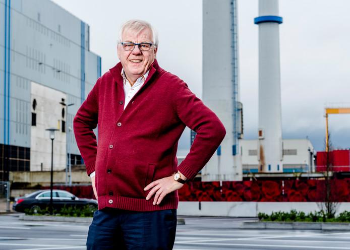 Ondernemer Hennie van der Most bij Speelstad Rotterdam.