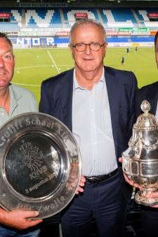 PEC Zwolle-voorzitter Adriaan Visser na racisme-rel en ontslag Ron Jans in VS: 'Hij blijft hier altijd welkom'
