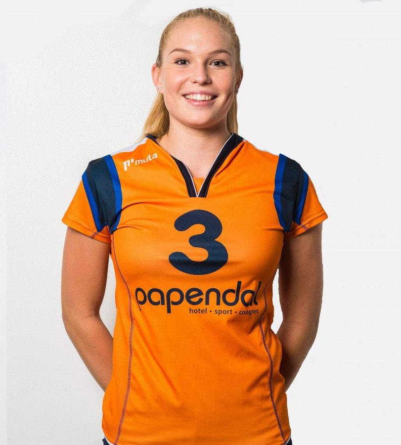 Charlot Vellener miste met Oranje O19 de halve finale bij het EK.