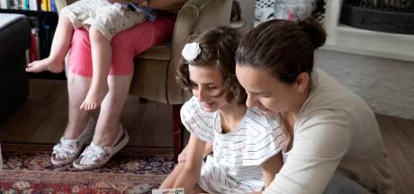 Judith (40) is moeder van twee, dankzij verschillende spermadonoren