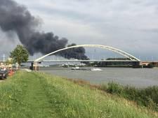 'Baanhoekweg blijft knelpunt bij brand'