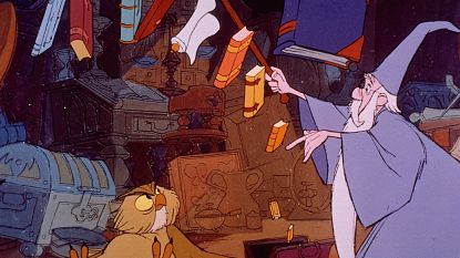 Disney heeft regisseur voor 'The Sword in the Stone'