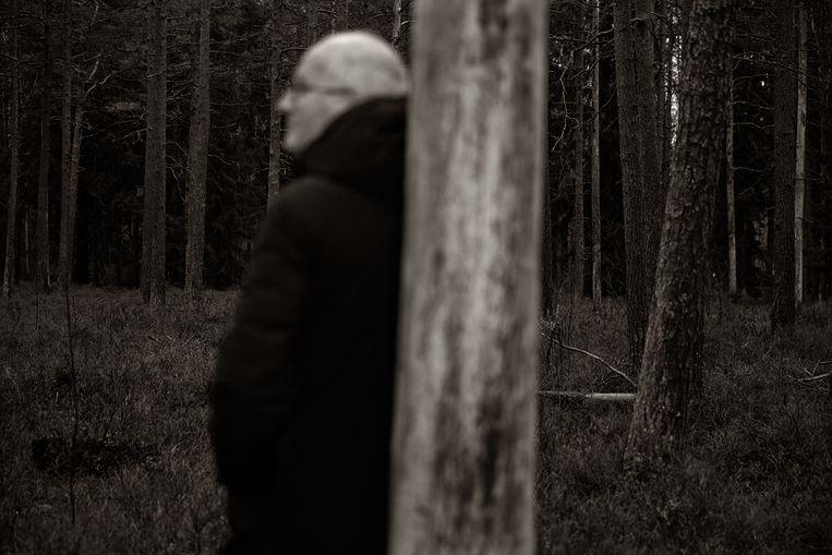 'Ik vroeg me af: hoe zou het zijn als ik nu naar die tijd in Finland zou kijken, met een mildere blik – als mezelf, zonder personage, zonder verteller?' Beeld Oof Verschuren