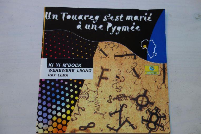Muziektheaterstuk op cd. Beeld wb