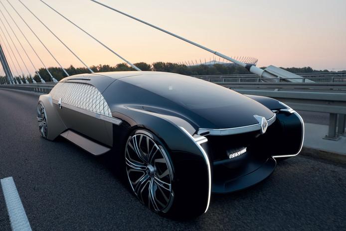 De EZ-ULTIMO van Renault: een toekomstige deelauto?