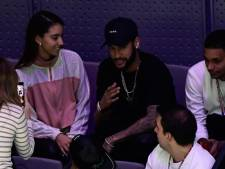 Le voyage express de Neymar à Madrid pour la Coupe Davis n'a pas plu à Tuchel