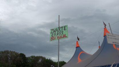 Nederlands festival Zwarte Cross excuseert zich voor 'racistisch' bord en zeil