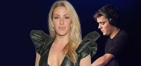 Twitterfittie tussen Martin Garrix en Ellie Goulding over samenwerking