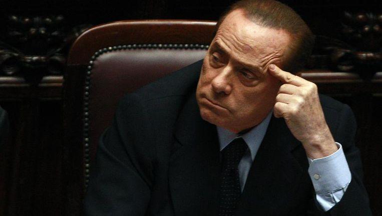 Silvio Berlusconi Beeld reuters