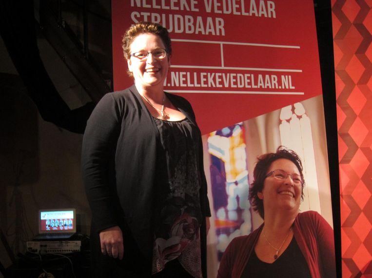 Nelleke Vedelaar: kandidaat van het partij-establishement? Beeld