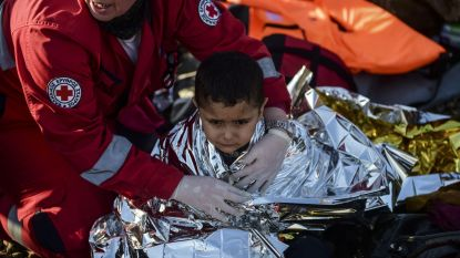 Negen migranten, waaronder zes kinderen, verdronken voor Turkse kust