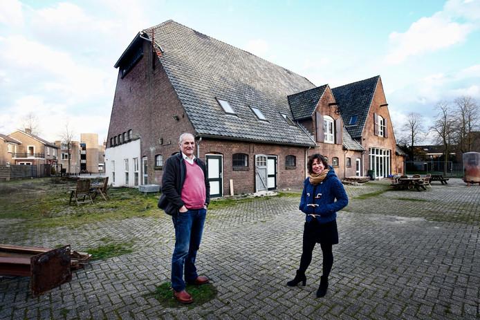Ronde Hoek Baarn.Plan Voor Creatief Wonen En Werken Rond Cultuurhoek In Driebergen
