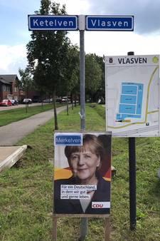 In Veghel woont een echte 'Ven' van de Duitse bondskanselier Angela Merkel