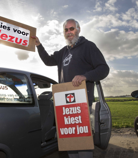 Jezus Leeft doet mee aan verkiezingen Provinciale Staten