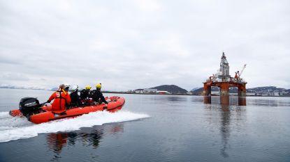 Greenpeace delft opnieuw onderspit in rechtszaak over olieboringen Noors Noordpoolgebied