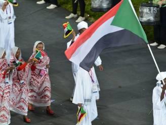 Drie Soedanezen op Spelen vragen politiek asiel aan
