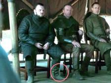 """Après la tasse de café, un nouvel objet a été oublié dans """"Game of Thrones"""""""