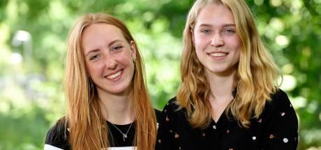 Profielwerkstuk van vwo'ers Joyce en Maura over tbs-verlof  belandt ook op het bureau van minister Dekker