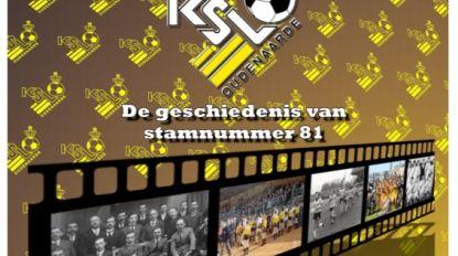 Honderd seizoenen KSV Oudenaarde in boek en expo, fandag op verjaardagsfeest