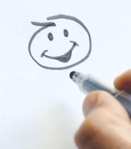 Voor de klas: trotse glimlach als beste onderdeel van mijn dag