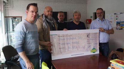 """'t Ver-Zetje krijgt 1.200 euro van raadsleden van Anders: """"Komt goed van pas, we gaan een extra locatie openen"""""""