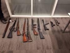 Verdachte nog steeds vast voor wapens en munitie in Gorcumse woning
