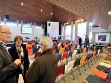 Vrije baptisten in Wierden zijn in Taborkerk alweer uit het jasje gegroeid