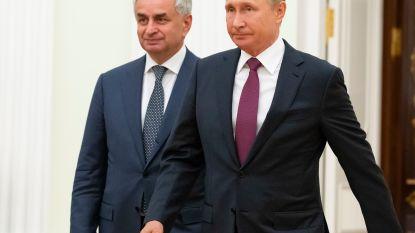 Premier Abchazië komt om het leven bij verkeersongeval