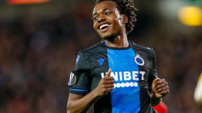 Percy Tau op weg naar Anderlecht, behoudens verrassingen komt ex-Club Brugge-spits op huurbasis over van Brighton