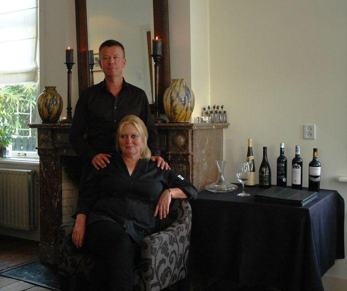Yolanda en Jos Vesters van het restaurant 't Molenhuys in Rijkevoort