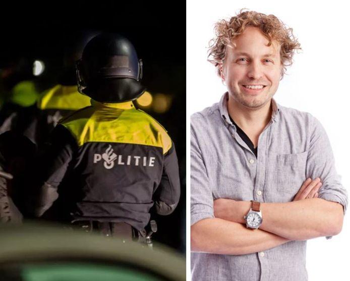 De politie heeft z'n handen vol in Roosendaal. Dat verveling als oorzaak wordt aangehaald, is columnist Niels Herijgens nu wel zat.