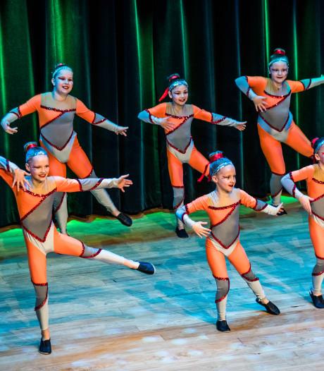 Dansgala in Bemmel toont topsport waar plezier en passie vanaf spat