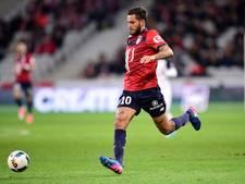 Kishna en El Ghazi winnen met Lille in Montpellier