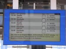 Treinverkeer hervat tussen Raalte en Wierden