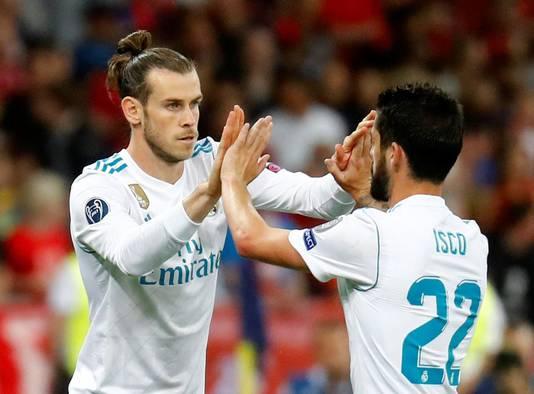 La montée de Bale, un nouveau nouveau changement gagnant pour Zinedine Zidane.