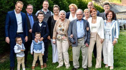 Paul (85) en Denise (73) vieren gouden jubileum