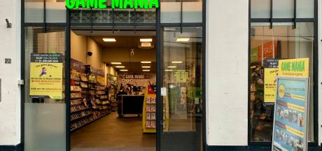 Gamesketen Game Mania vertrekt uit Deventer