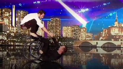 Belgisch duo laat Fransen huilen van ontroering met emotionele dans