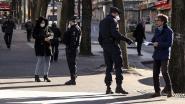 Franse politie dreigt te stoppen met lockdown-controles door gebrek aan maskers